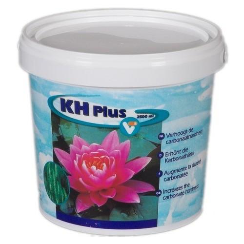 Tratamiento Kh Plus para alcalinidad agua 2500 ml VijverTechniek