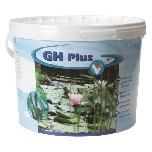 Tratamiento para dureza de agua Vt Gh Plus 5000 ml VijverTechniek