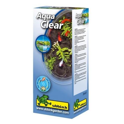 Ubbink Tratamiento para algas Aqua Clear 250 ml 1064240