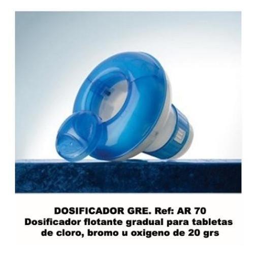 DOSIFICADOR CLORO AR70 256002